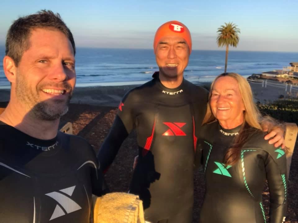 Triathlon Club Ocean Swim