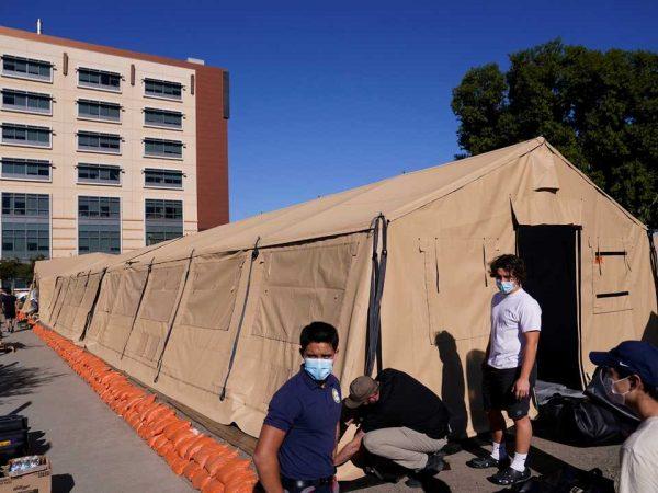 emergency medical tent 1